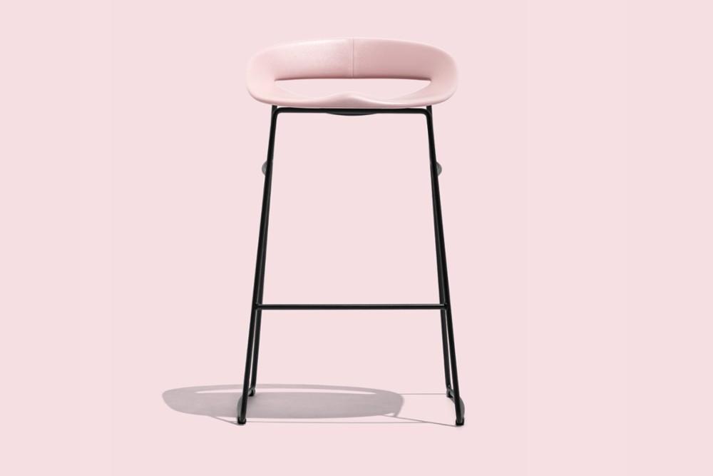 cosmopolitan pink seat stool connubia2 cosmopolitan pink seat stool connubia2.jpg cosmopolitan STOOL CONNUBIA