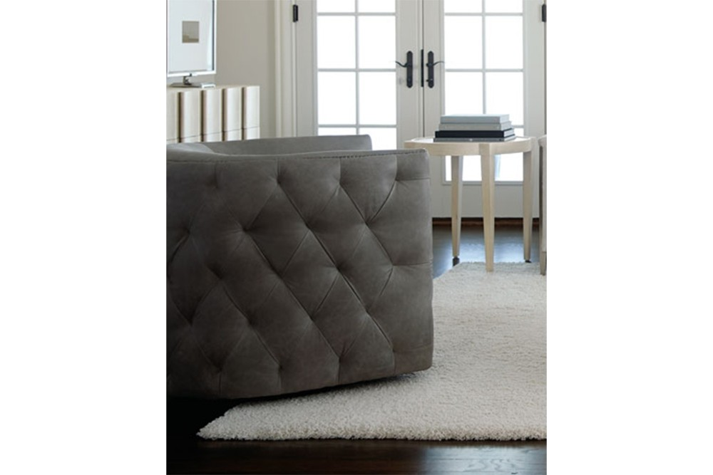 Palazzo%20chair%203.jpg Palazzo swivel chair_By Bernhardt_ Quilted exterior_curved back _Leather upholstery_Swwivel mechanism base_ Tufted back Palazzo%20chair%203.jpg