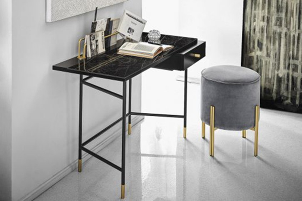 Vanity%203.jpg Vanity Desk_ By Bontempi Casa_Desk with Paper holder_Lacquered metal frame_decorative feet, drawer handle, mirror and light Vanity%203.jpg