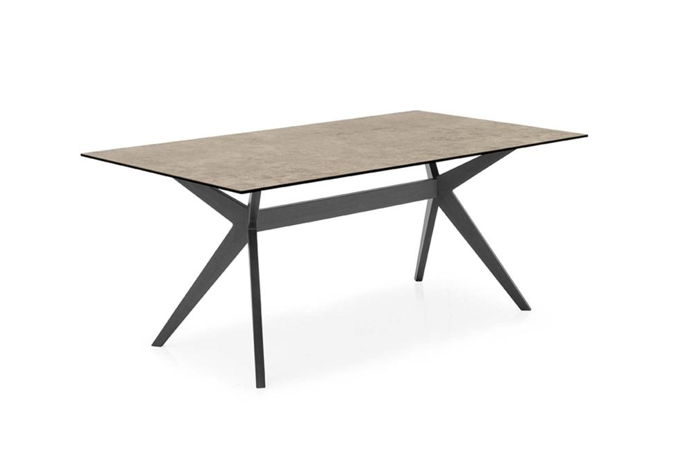 Kent Dining Table Rectangular Ceramic Top Kent Dining Table Dining Table Glass Ceramic Calligaris