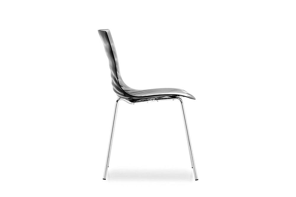 LEau cs1273 P77 P266 lato L'Eau. Chairs and stools. Calligaris L'Eau. Chairs and stools.