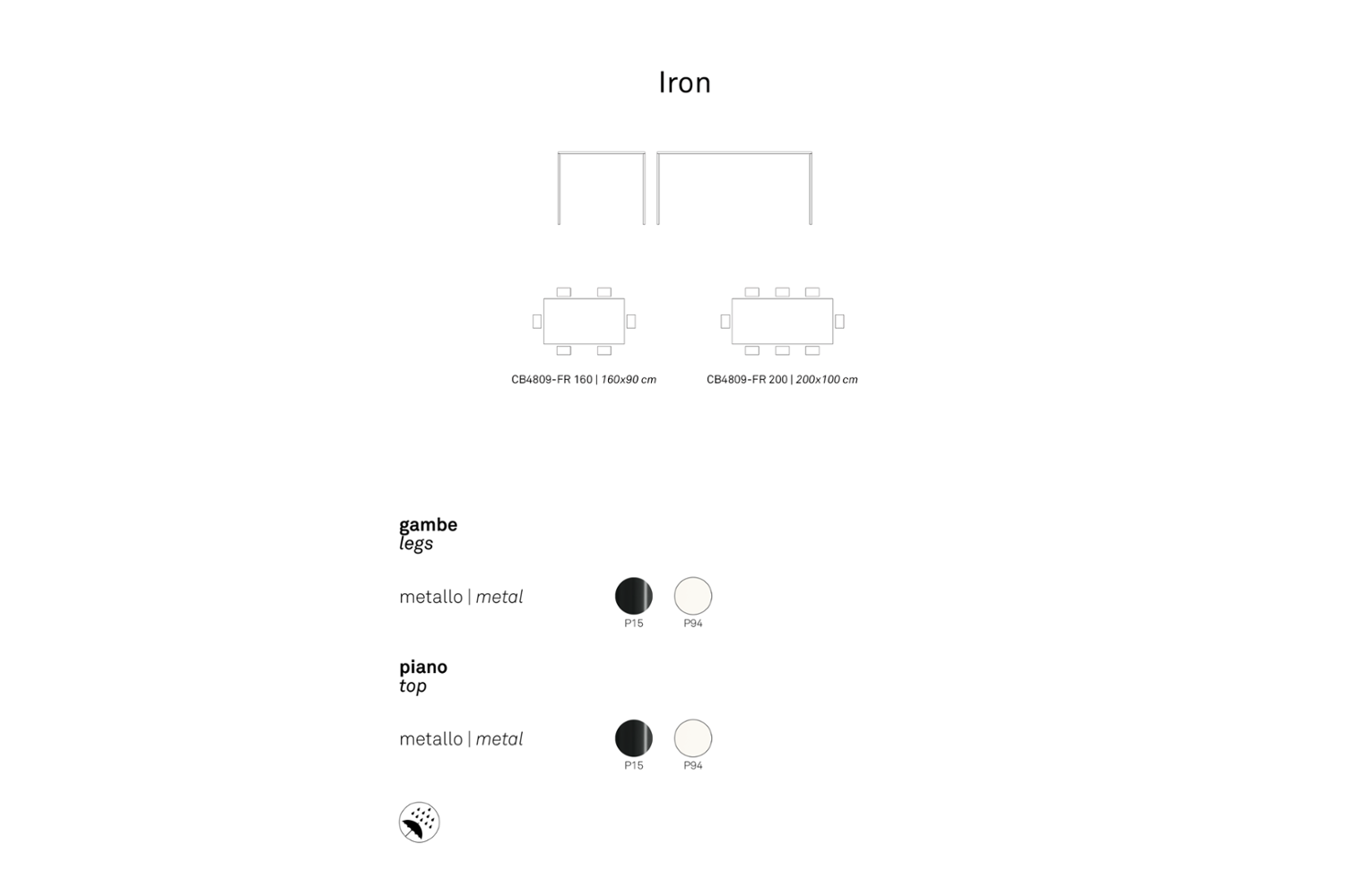 schematic IRON table connubia schematic IRON table connubia .png connubia schematic dining armchair seating 2020