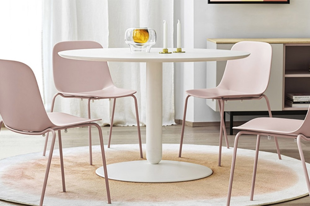balance%20table%204.jpg Balance Dining Table_Designed by Pioe Tito Toso_Round_Made in Italy_ By calligaris_Central Cylindrical Column Base_Metal Base_Pedestal base balance%20table%204.jpg