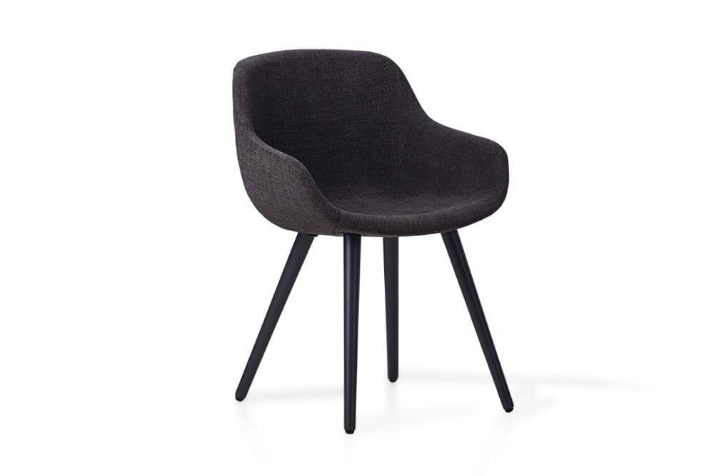 CS1841 Igloo Dining Chair Anthracite Grey Fabric Matt Grey Frame Calligaris Angle CS1841_Igloo_Dining_Chair_Anthracite-Grey-Fabric_Matt-Grey-Frame_Calligaris_Angle.jpg