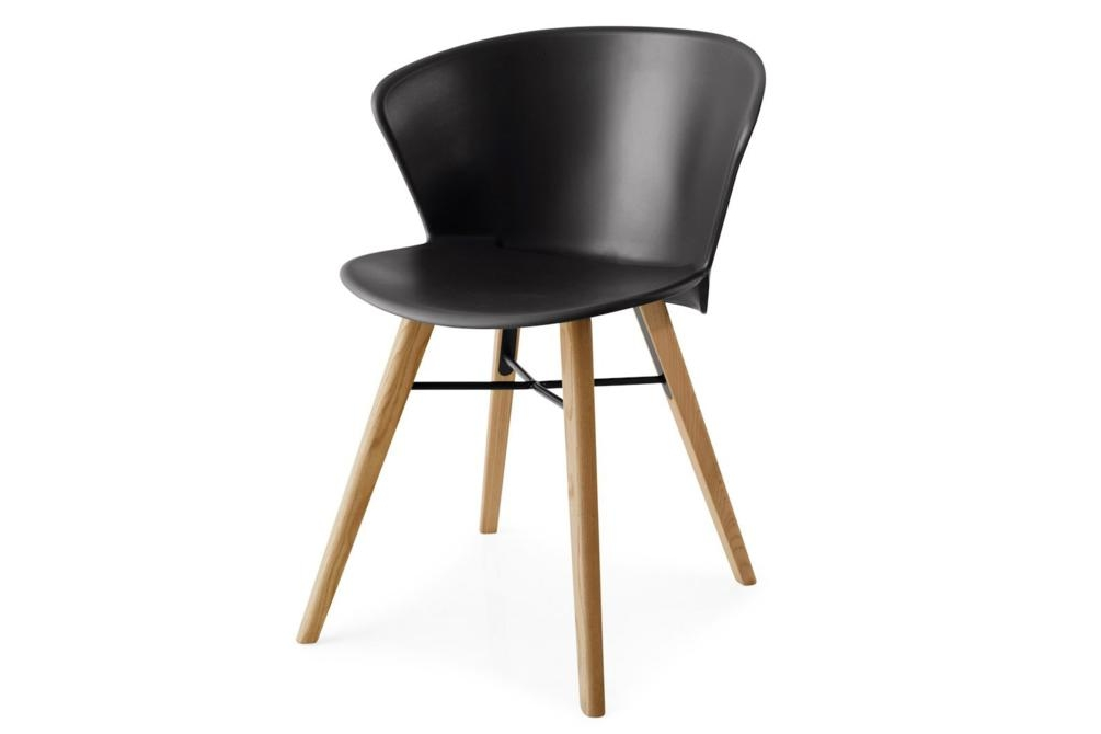 Bahia Chair Black Natural Bahia Dining Chair Bahia Calligaris Dining Chair