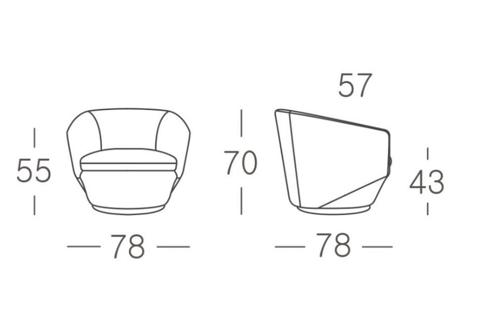 bauhaus%20spec%20sheet.JPG Bauhaus armchair_by teknika_ Curved back_Swivel base_upholstered seating_circular base bauhaus%20spec%20sheet.JPG