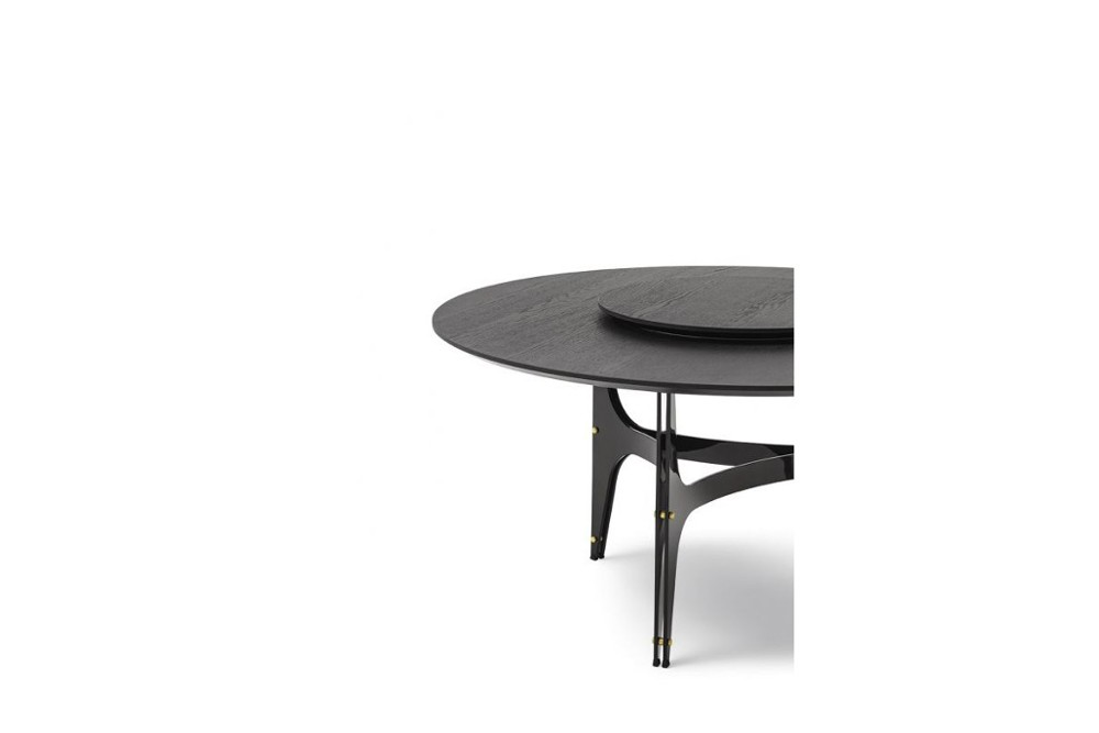 Universe%20round%204.jpg Universe Round Dining Table_ By Bontempi Casa_ Made in Italy_ H Shaped Base_ Lazy Suzan_Ceramic_Wood_Glass Universe%20round%204.jpg
