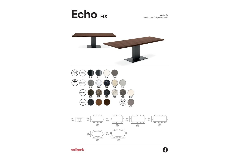 Schematic EchoFix 2021 page 001 Schematic EchoFix_2021-page-001.jpg Calligaris Schematic