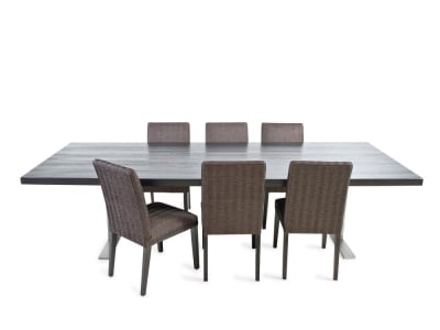 Boardroom Timber Table