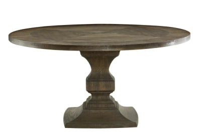 Antiquarian Dining Table - Tobacco