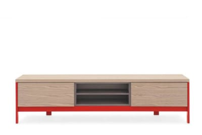 Factory TV factory tv red front  Calligaris Factory storage cs6042