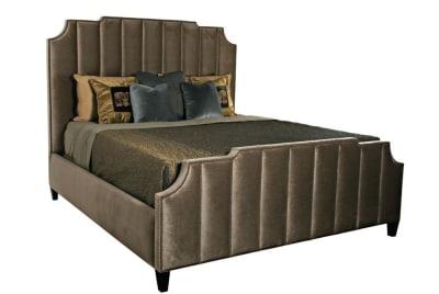 Bayonne Bayonne Bed Angle  Bernhardt New Product December 2016