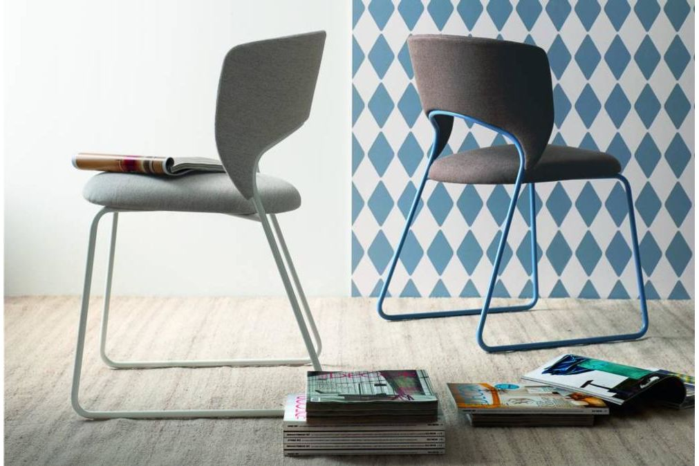 duffy dining chair setting  Calligaris product shots   Match, Duffy