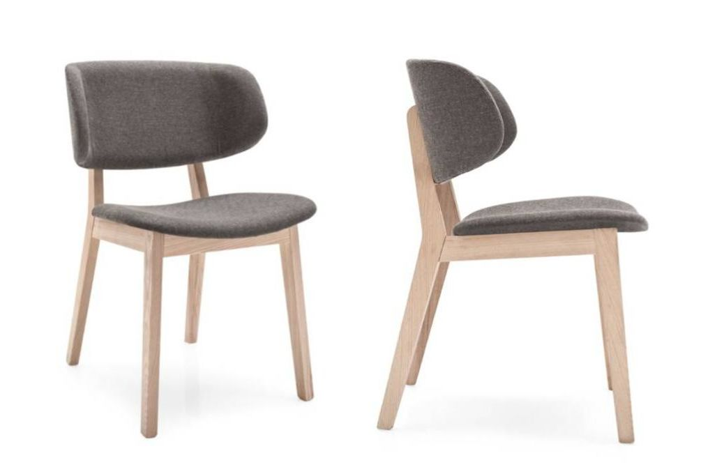claire dining chairs angle side  Calligaris Claire dining chair