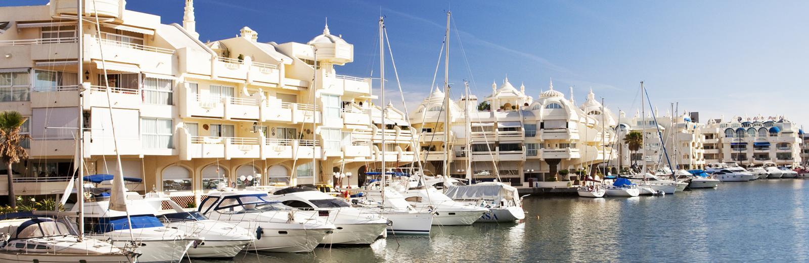 Courts ou longs séjours en hôtel sur la Costa del Sol - Benalmadena