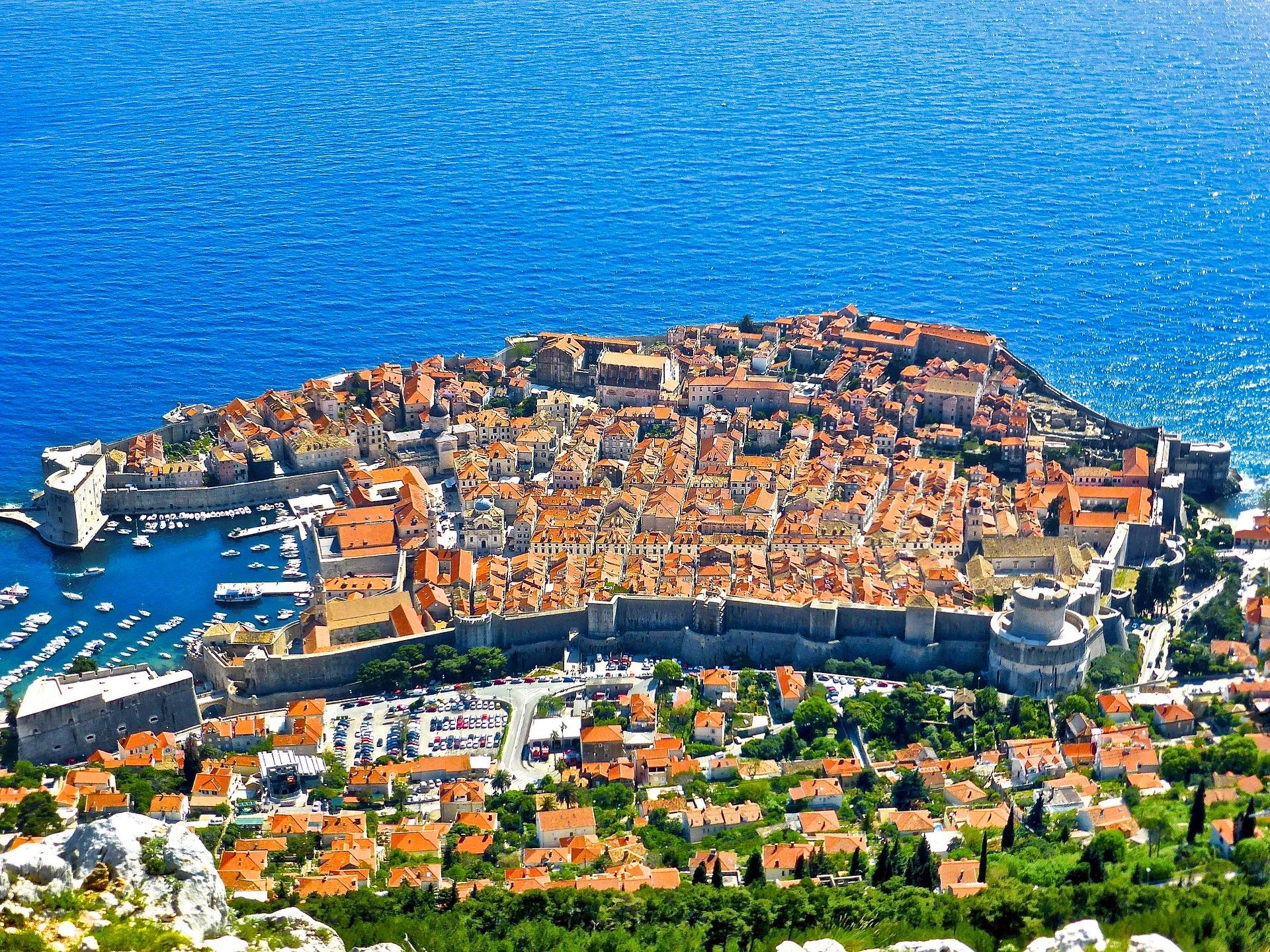 Courts ou longs séjours en Croatie - Dubrovnik