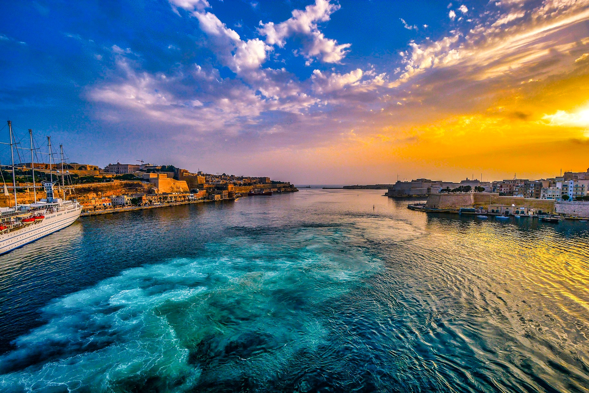 Séjours combinés Sicile & Malteincluant 2 nuits gratuites à Rome