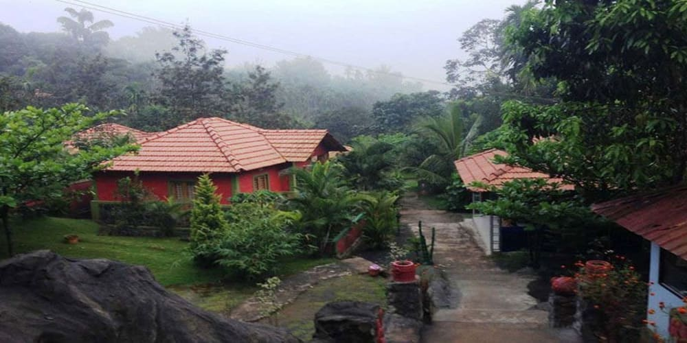 VOYE HOMES Wayanad Wind Villa