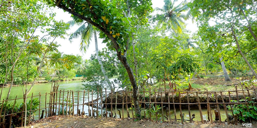 VOYE HOMES Munore Green Water