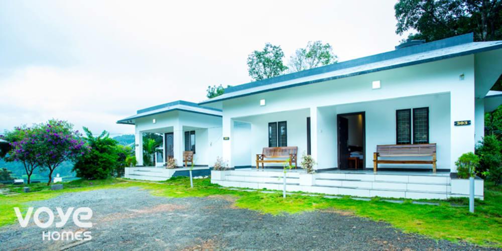 VOYE HOMES Vythiri Silver Mist Villa
