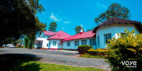 TATA High Range Club Munnar 1