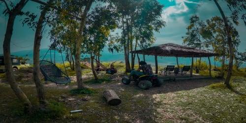 Resorts in Palakkad