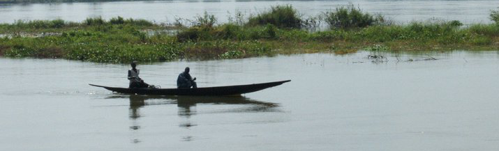 Rio Niger en Mali