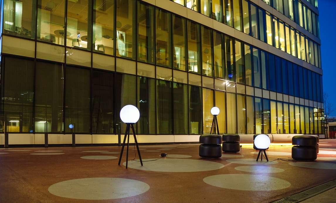 Satellite Lamps