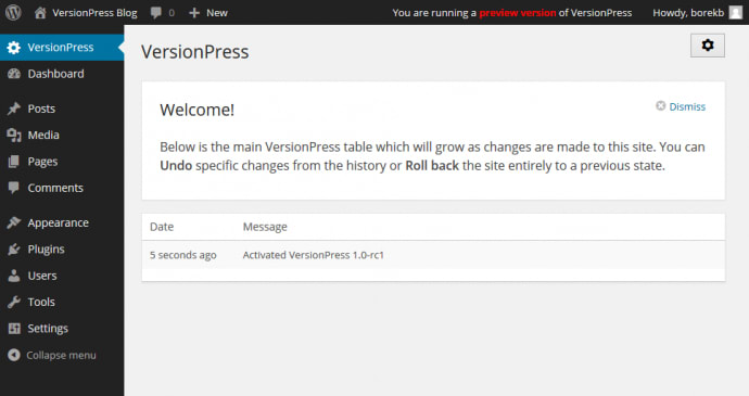 versionpress-blog-vp-activated