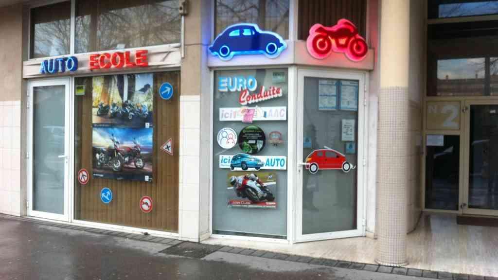 Auto-école Euro Conduite - Aix-en-Provence