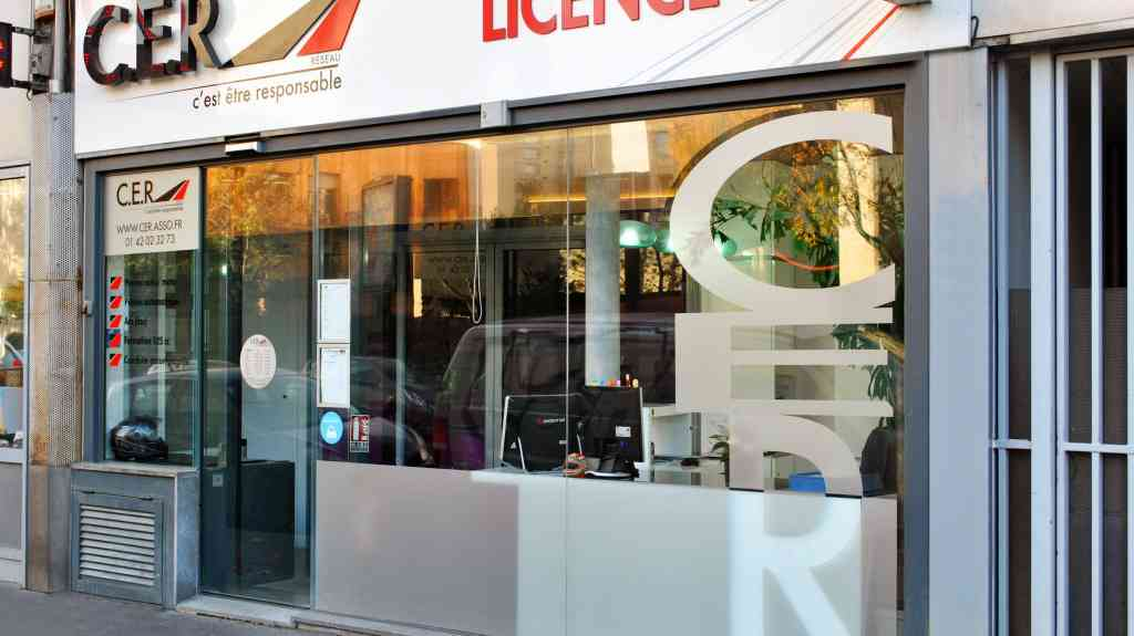 CER Licence B - PARIS