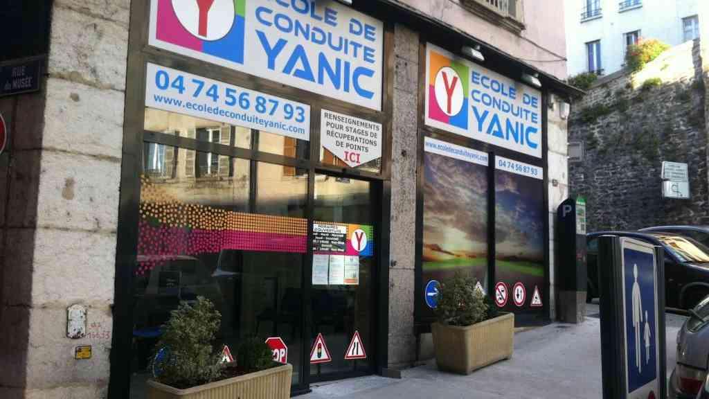 École de conduite Yanic - VIENNE