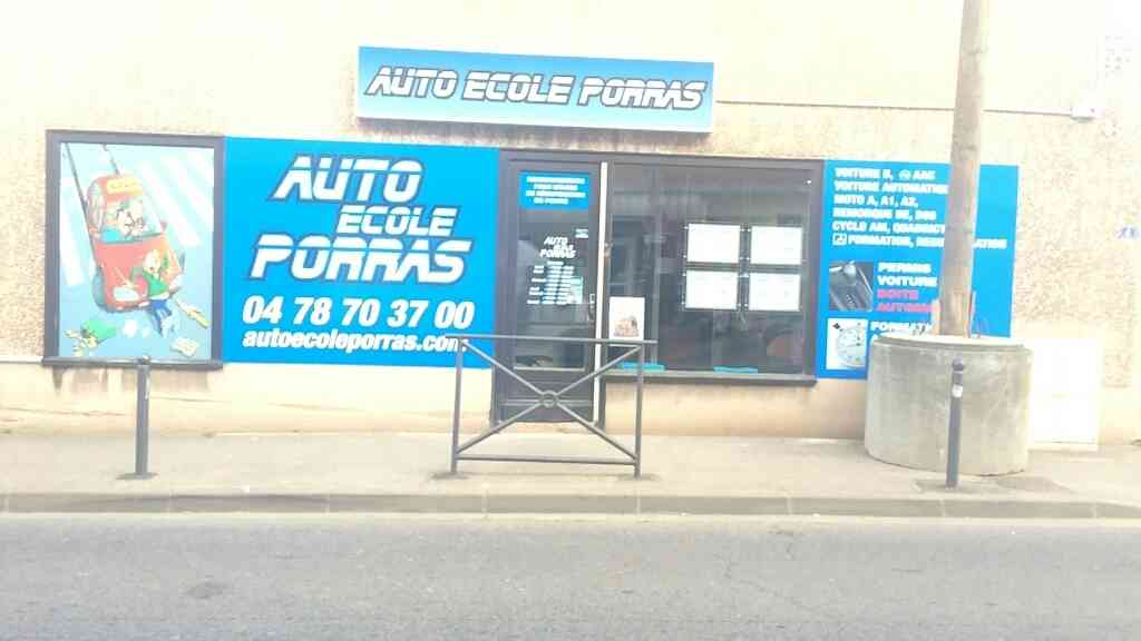 Auto-école Porras - FEYZIN