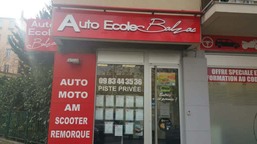 Auto-école Balzac Garibaldi - Lyon