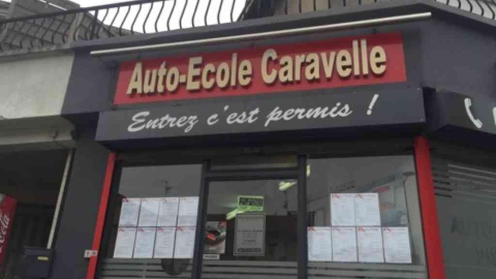 Auto-école Caravelle - BRON