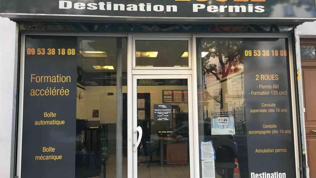 Destination Permis - PARIS