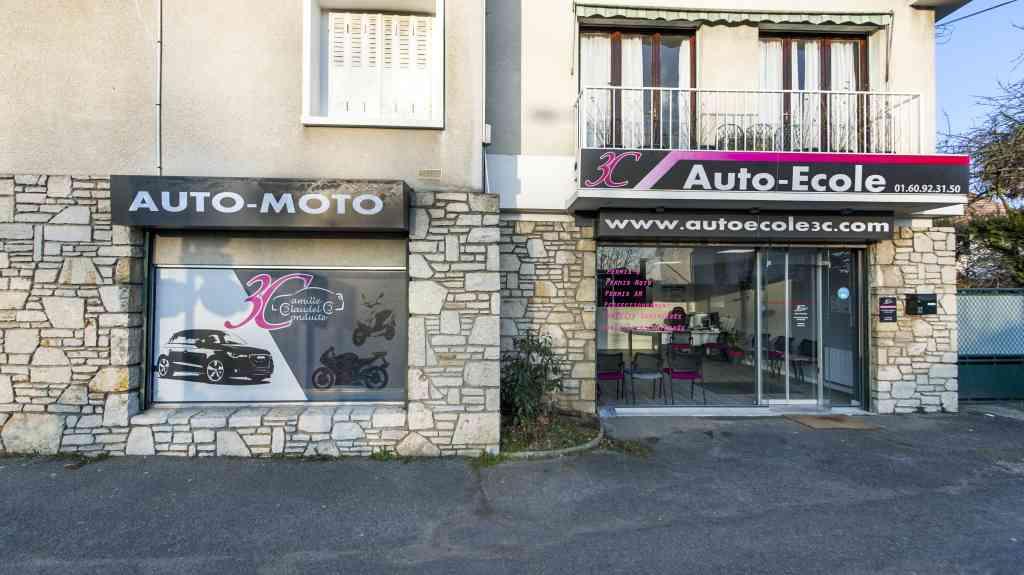 3C Auto-école - Palaiseau