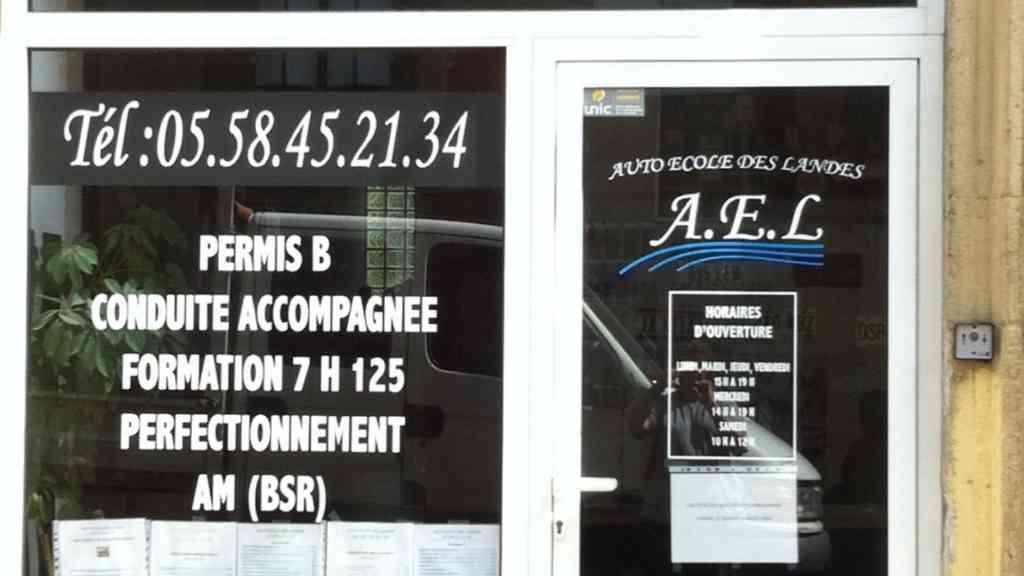 Auto-école des Landes (AEL) - MONT-DE-MARSAN