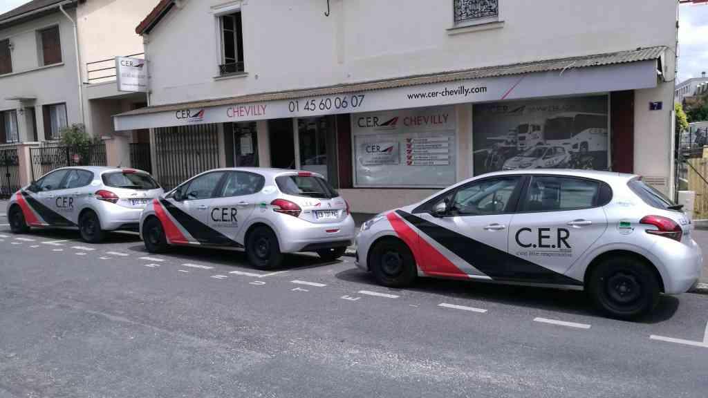 CER Chevilly - Chevilly-Larue