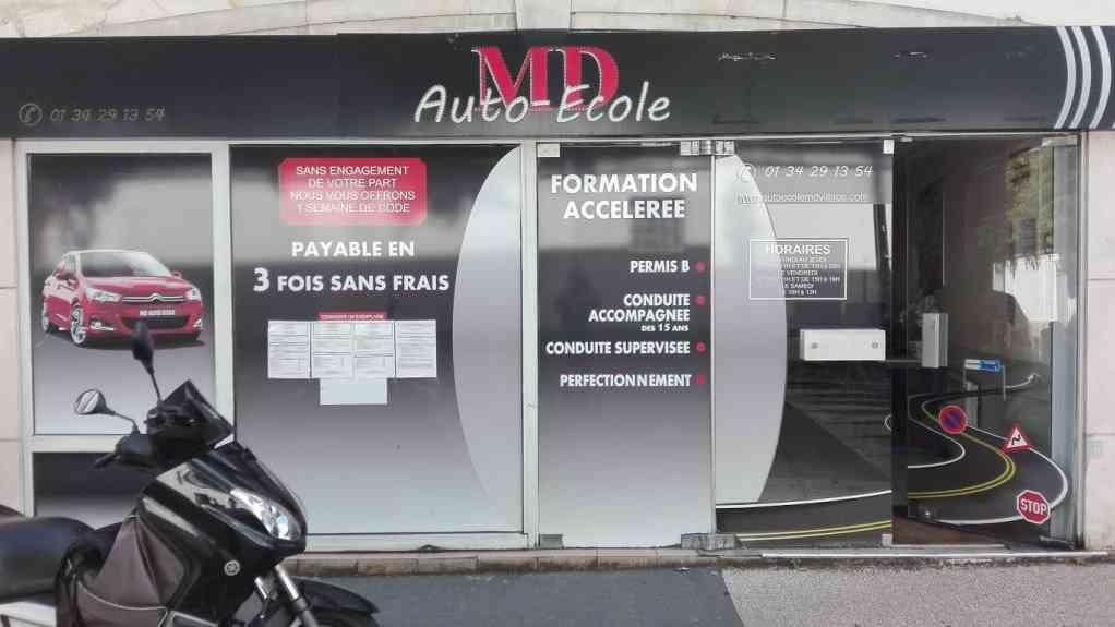 MD Auto-école - Saint-Brice-sous-Forêt