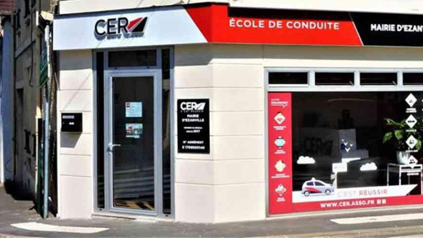 CER Mairie d'Ezanville - Ézanville