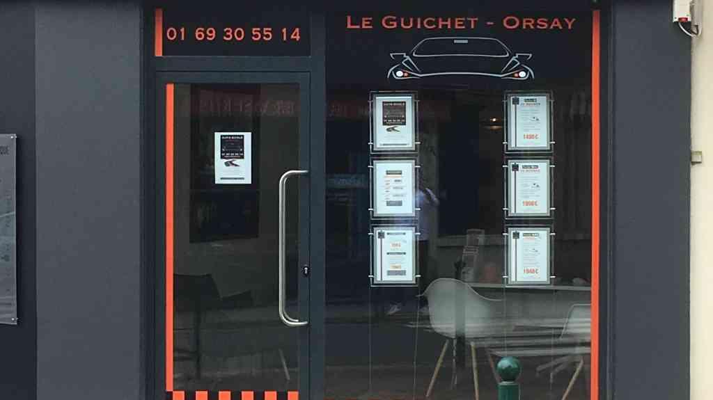 Auto-école Le Guichet - Orsay