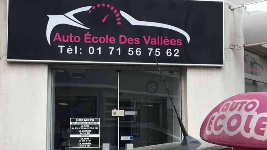 Auto-école des Vallées - Saint-Mandé