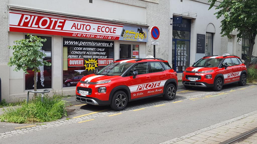 Auto-école Pilote - Nantes