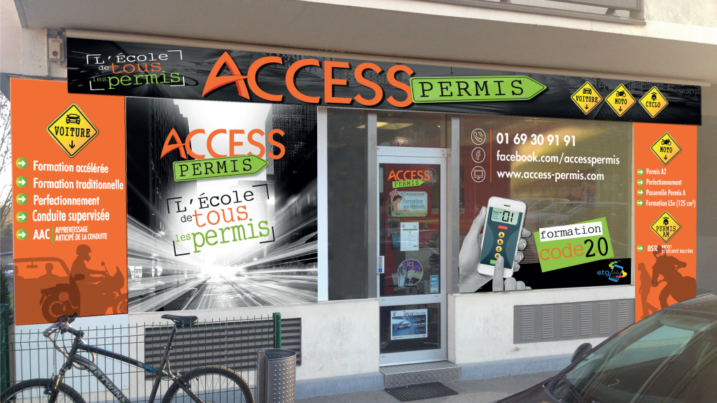 Access Permis - IGNY