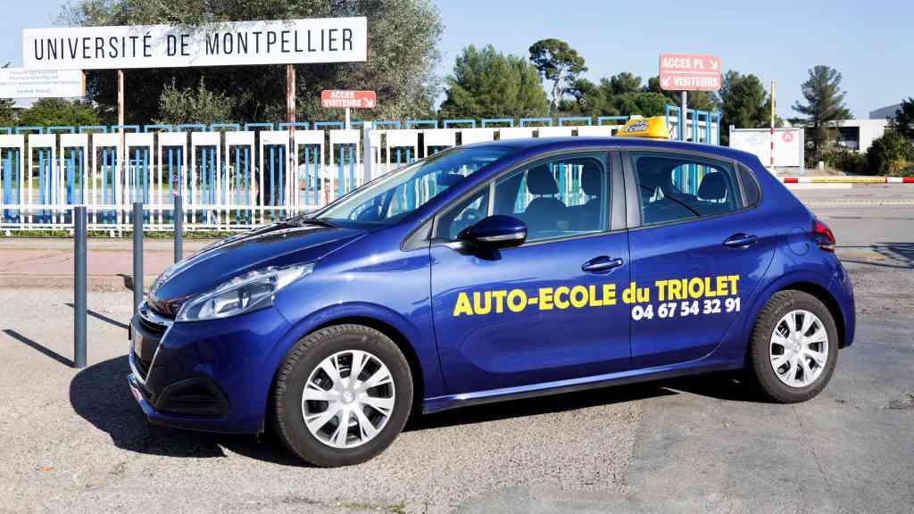 Auto-école du Triolet - Montpellier