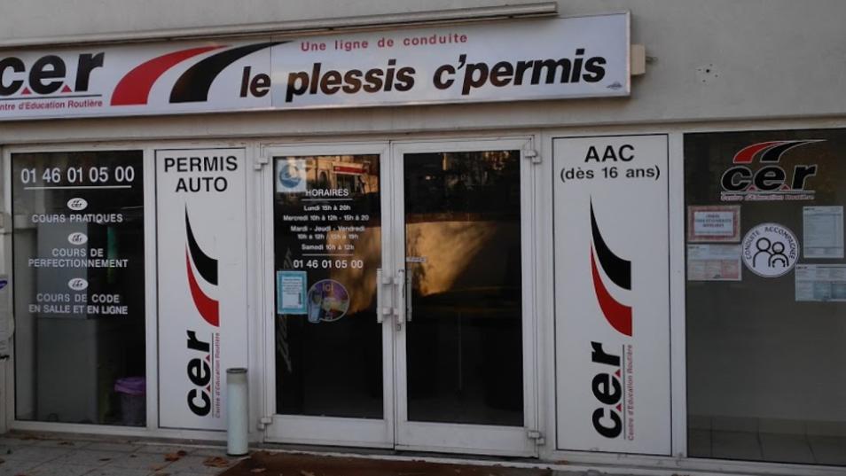 CER Le Plessis C'Permis - Le Plessis-Robinson
