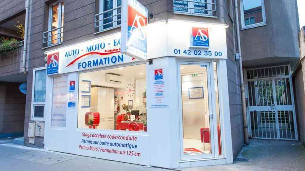 AS Formation - Manin - PARIS