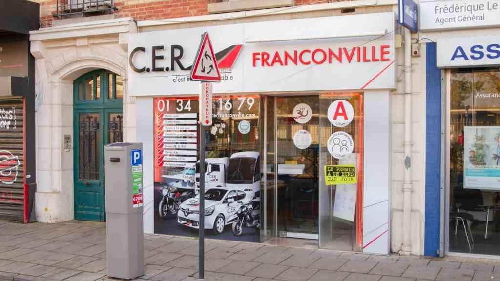 CER Franconville - Franconville