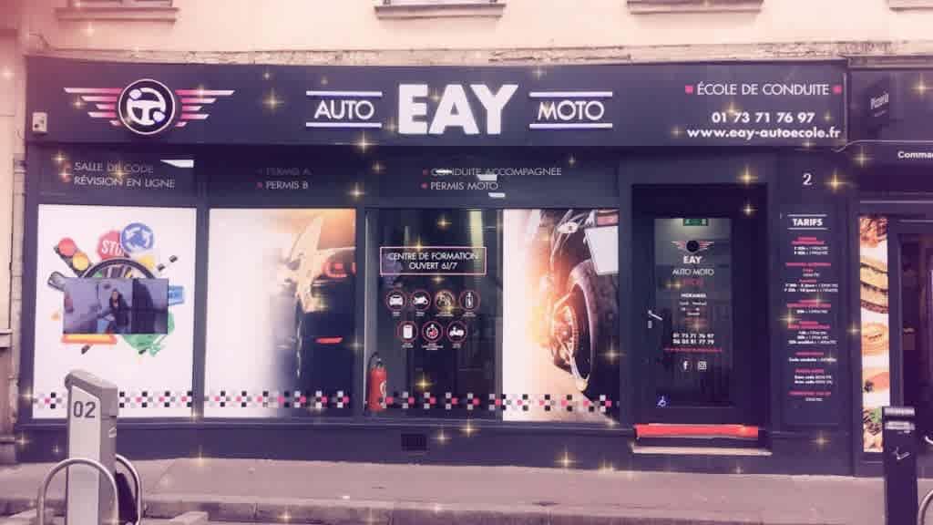 EAY Auto-moto-école - Paris